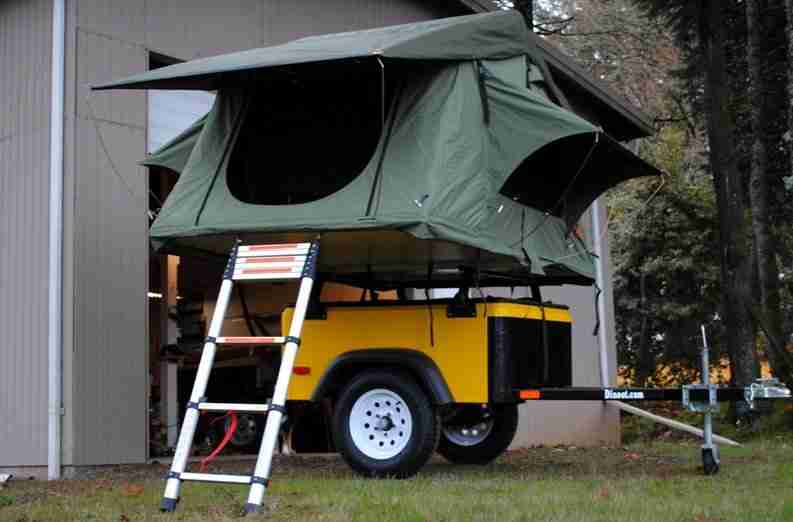 Jeep Trailer Gallery Jeep Trailers by Dinoot