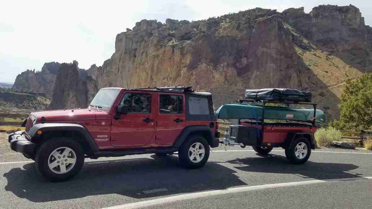 Jeep Trailer Customer Matt